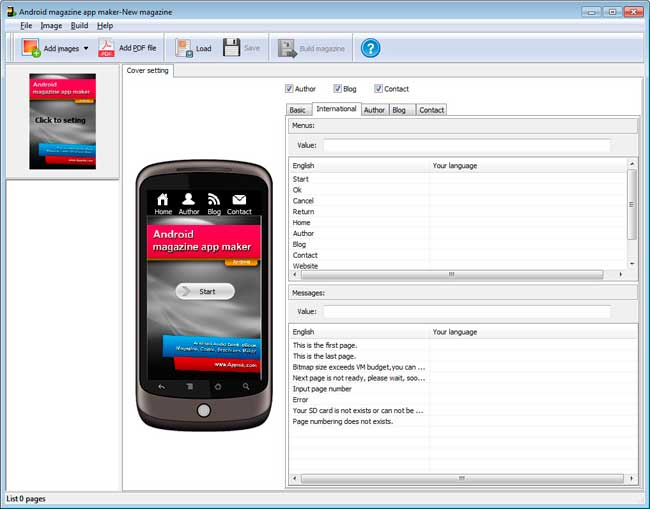 How to make android apps pdf