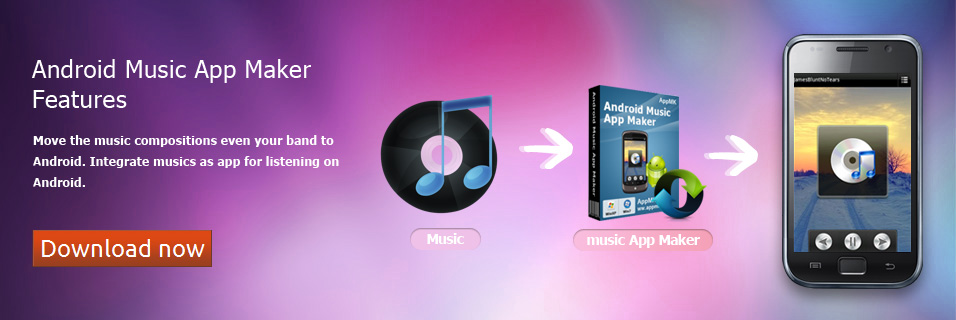 Features - Andr... Android Music App