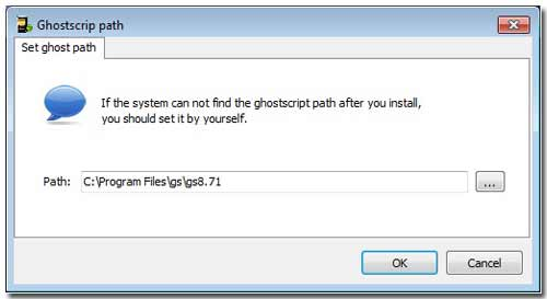 Why Magazine app maker ask me install Ghost Script when I