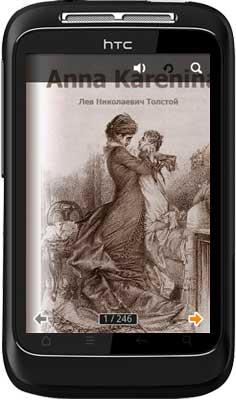 APPMK- Free Android  book App (Anna-Karenina)